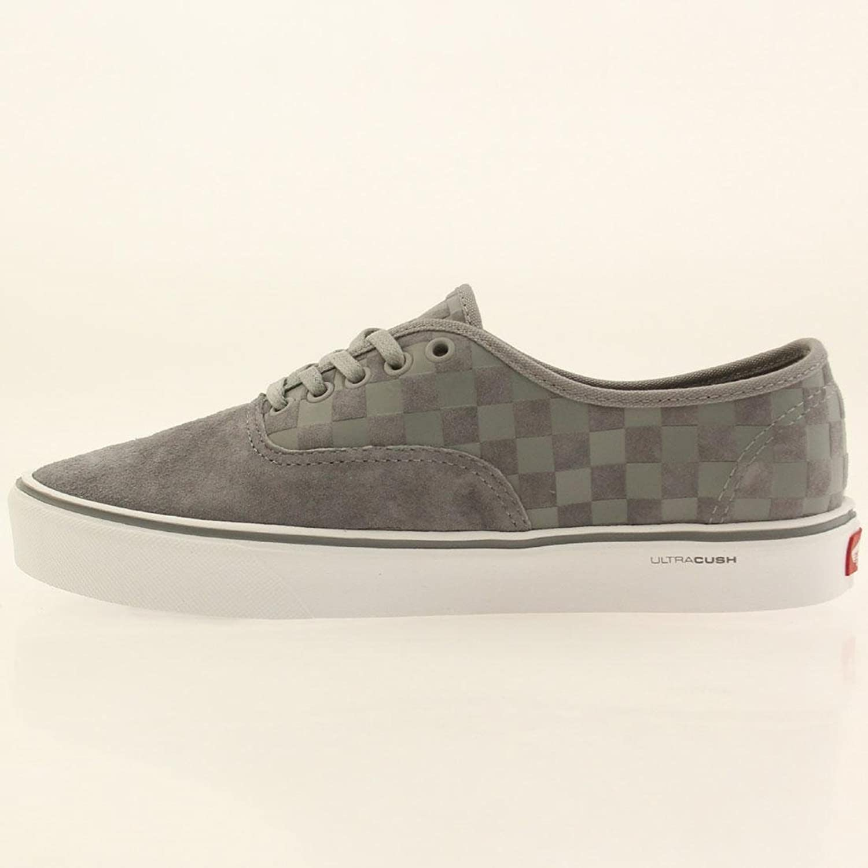 Amazon.com | Vans Men Authentic Lite (gray / wild dove) | Fashion Sneakers