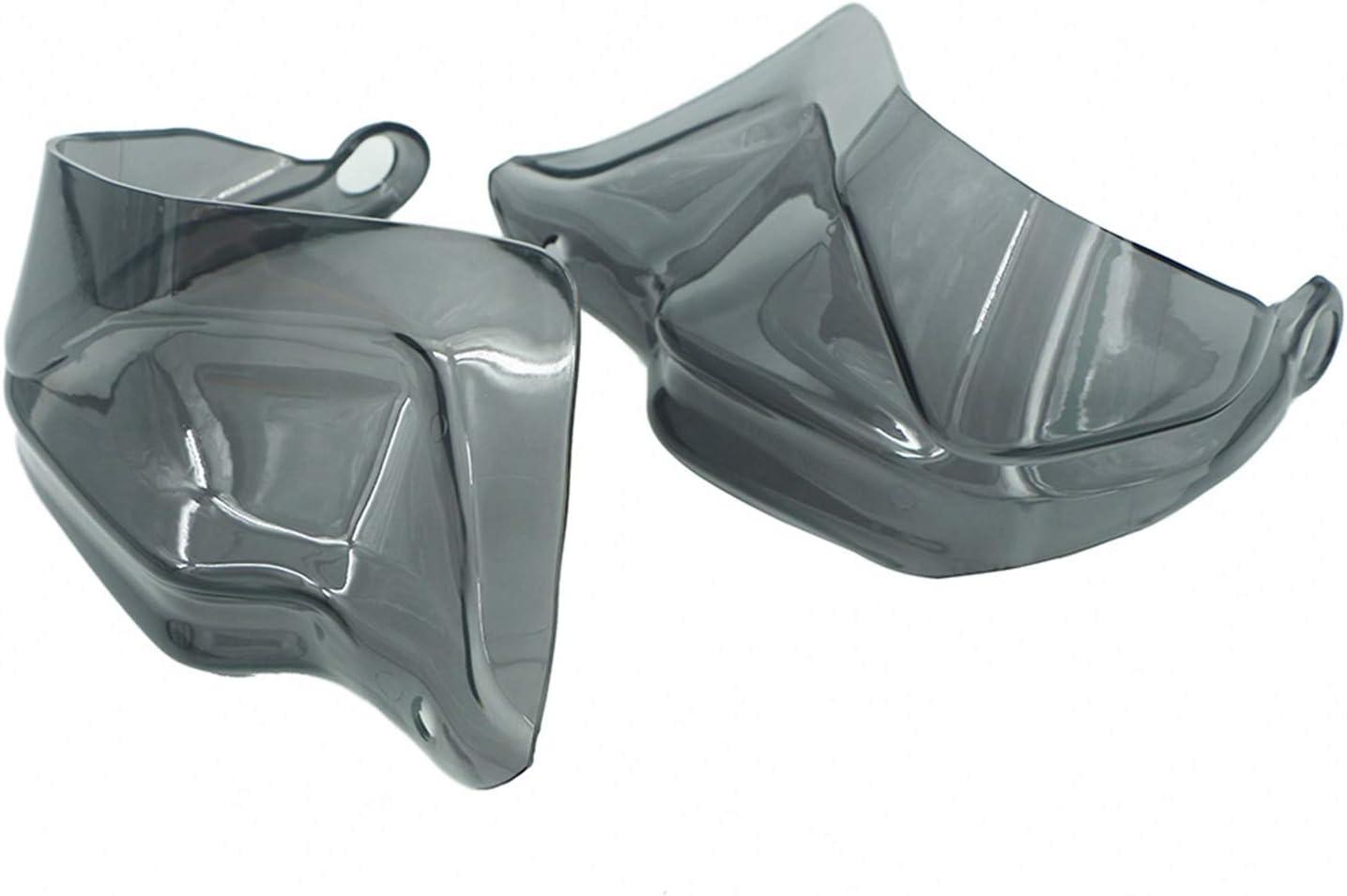 RKRLJX Pare-Brise Fit for BMW R1250GS R1200GS R 1200 GS LC Adventure 2013-2020 F750 800 850 GS Moto Guard Hand Guard Guard Protecteur De Pare-Brise