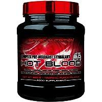 Scitec Nutrition Hot Blood 3.041servings Pre Allenamento/BOOSTER, 820G