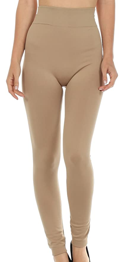 Fleece Lined High Waisted Leggings