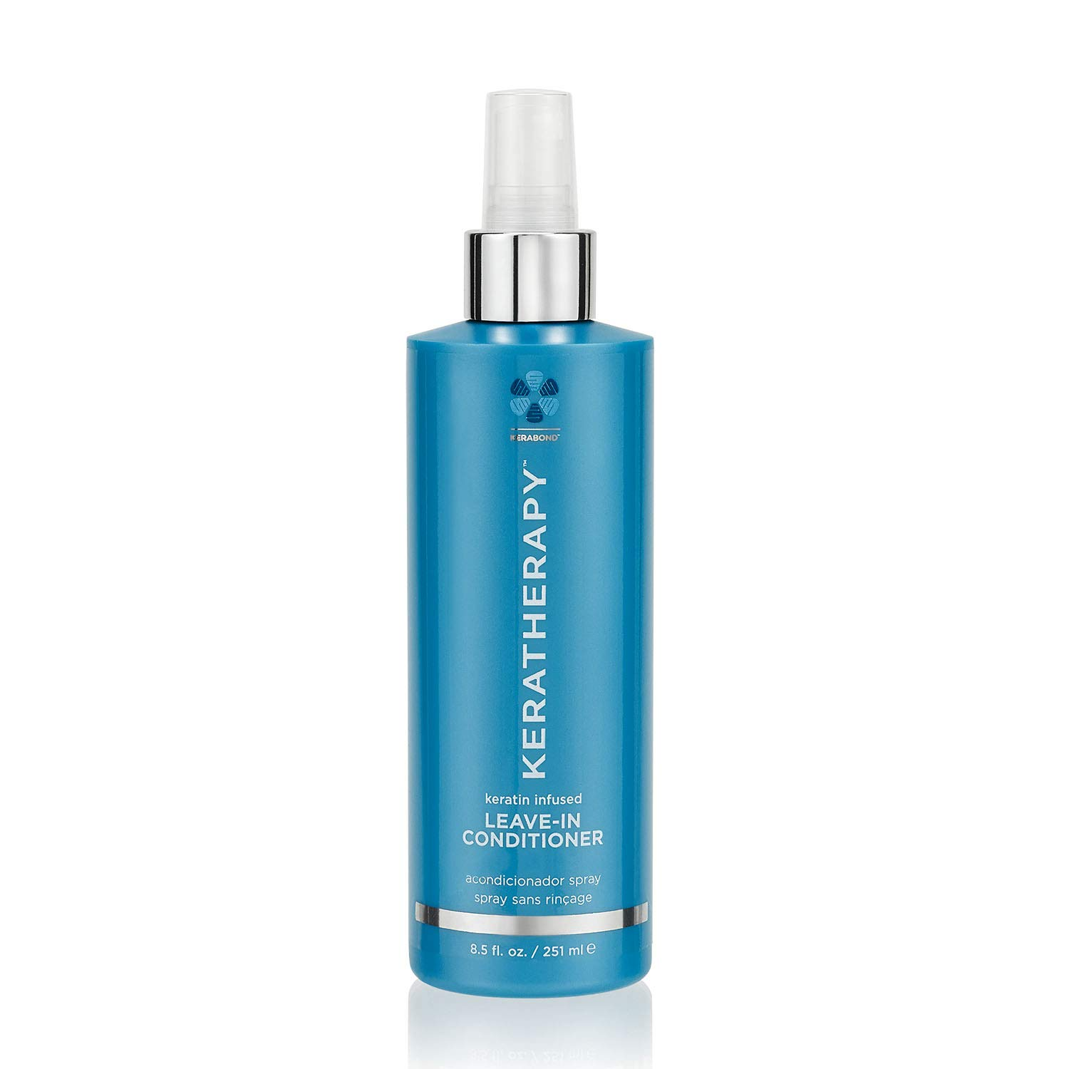 KERATHERAPY Keratin Infused Moisture Leave In Conditioner Spray, 8.5 Fl Oz