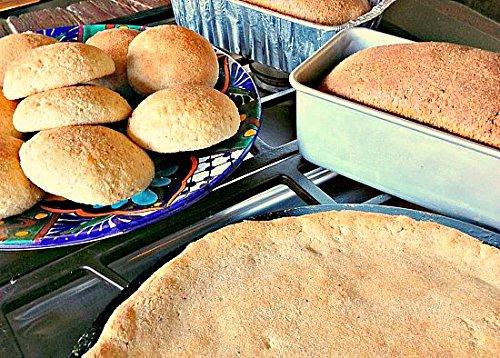 Paleo-Keto Friendly-Grain Free Rustic Bread Mix 10.2 oz 5