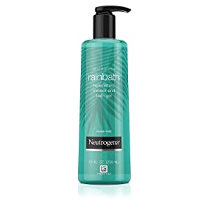 Neutrogena Rainbath 8.5 Ounce Ocean Mist Shower & Bath Gel (250ml) (6 Pack)