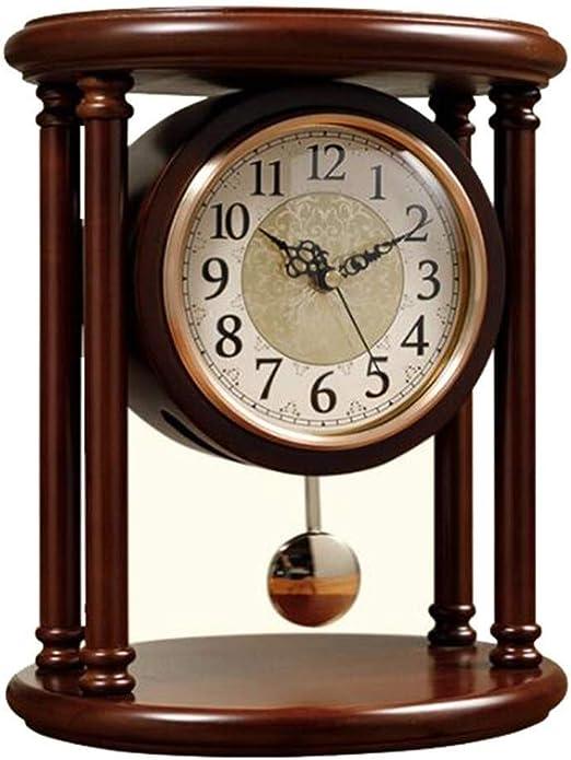 Reloj de mesa retro / reloj de escritorio - Reloj clásico ...