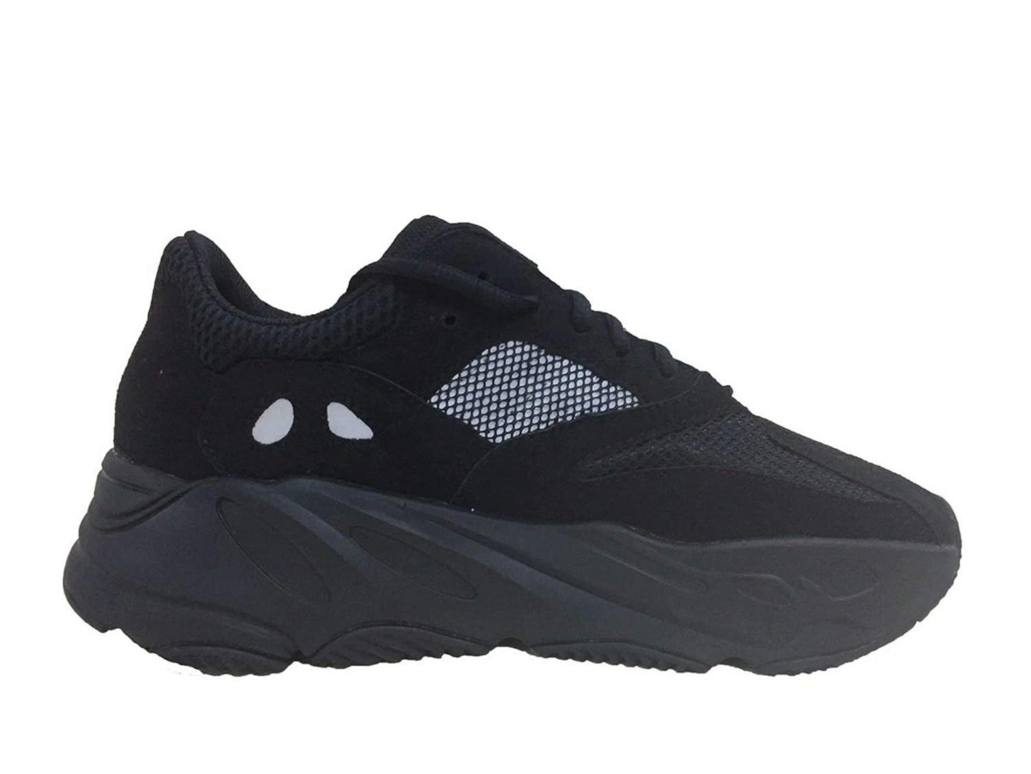 Argent Noir uyrydhgfh 700 Chaussures de Sport pour Hommes Chaussures de Basket-Ball Chaussures de Marche Chaussures de Sport 36 EU