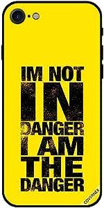 Case For iPhone se (2020) - I am Not in Danger I am The Danger