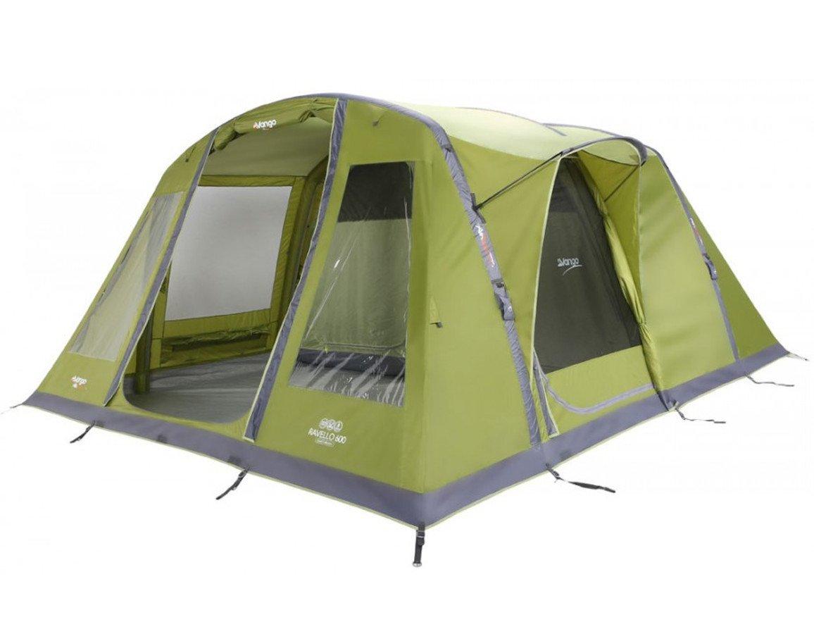 Vango Ravello 600 AirBeam Tent herbal 2016 aufblasbare Zelte
