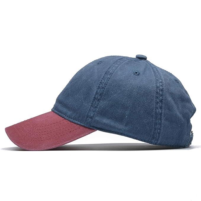 Amazon.com: GordonKo Baseball Cap Men Women Dad Hat Gorras para Hombre Snapback Caps Fitted Hat: Clothing