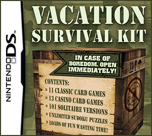 vacation solitaire card game - 3