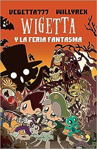 Wigetta Y La Feria Fantasma Spanish Edition Vegetta Willyrex - Skin para minecraft wigetta
