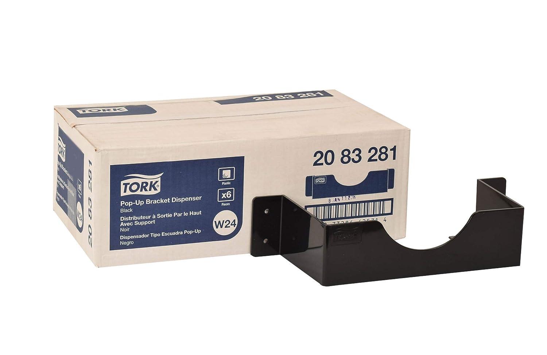 Tork 2083281 Pop-Up Bracket Dispenser, 5.0