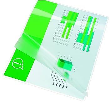 GBC 3740442 - Carteras de Plastificación con brillo, A6, 2 x 125, pack de 100: Amazon.es: Oficina y papelería