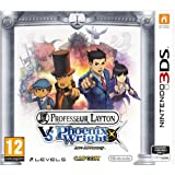 Professeur Layton Vs Phoenix Wright : Ace Attorney