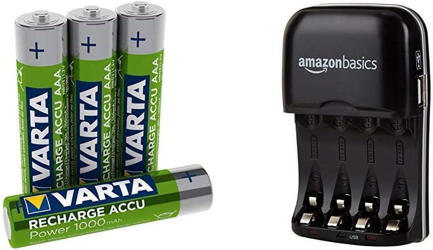 Varta Rechargeable Battery Ready To Use Elektronik