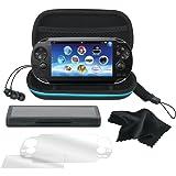 DreamGEAR Playstation Vita 7 in 1 Starter Kit