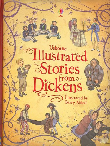 Usborne Illustrated Stories from Dickens ebook