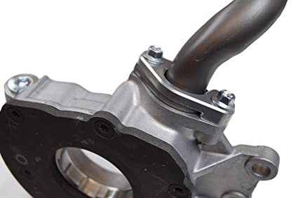 LS Billet Oil Pump Pickup Girdle Tube Pipe Hold Down Brace Support