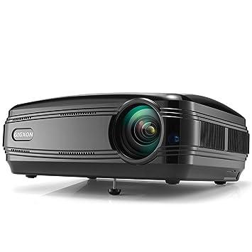 Amazon.com: GIGXON 3200 Lúmenes HD 1080P LED Multimedia ...