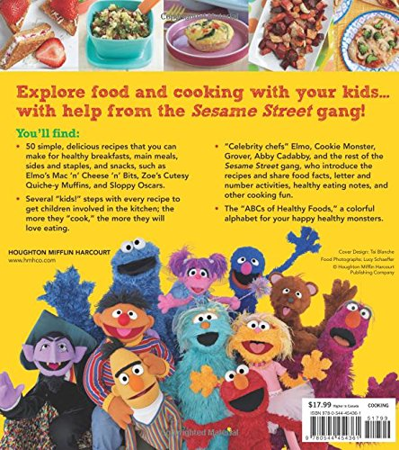 Sesame Street Let's Cook! by Houghton Mifflin Harcourt (Image #1)