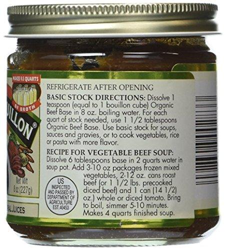 Better Than Bouillon Organic Beef Base 8 oz