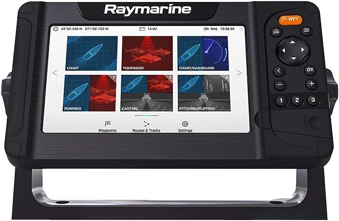 Raymarine Element 7 HV Sonar-GPS - Pantalla multifunción, Color 1 | MFD: Amazon.es: Deportes y aire libre