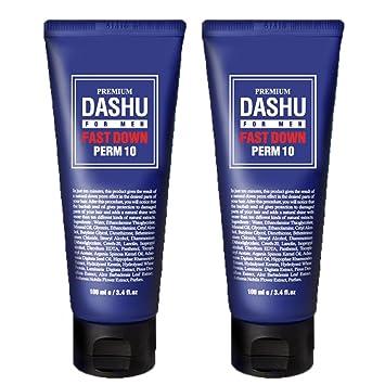 amazon dashu ダシュ for man男性用 プレミアムファストダウンパーマ