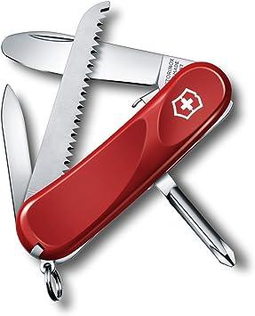 Amazon.com: Victorinox Swiss Army Evolution - Cuchillo de ...
