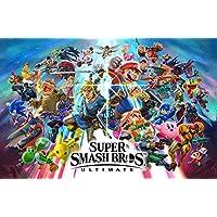 Super Smash Bros. Ultimate + Super Smash Bros. Ultimate...