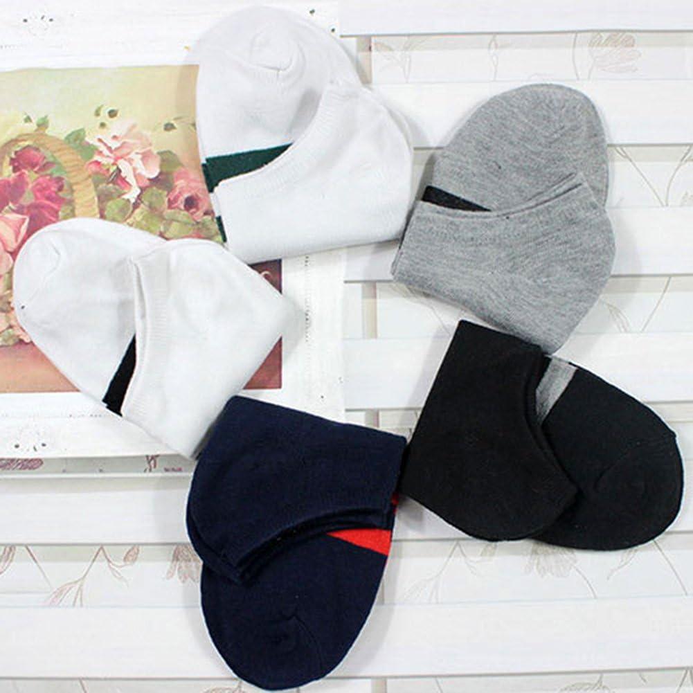 Braceus Spring Summer Casual Breathable Stripe Men Sock Sport Low Cut Adult Sock
