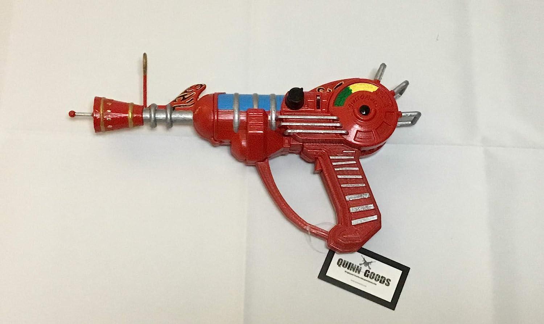 B07KYGQNLM Full Size COD Ray Gun Replica Toy & Cosplay Prop 61bkIbsEGML._SL1500_