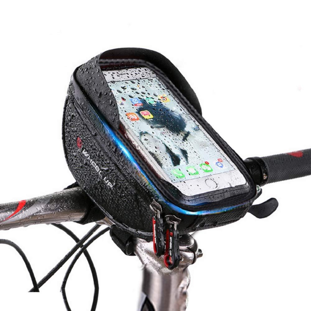 Rahmentasche Fahrradtasche Fahrradhalterung für Samsung Galaxy S8 Fahrrad Rahme
