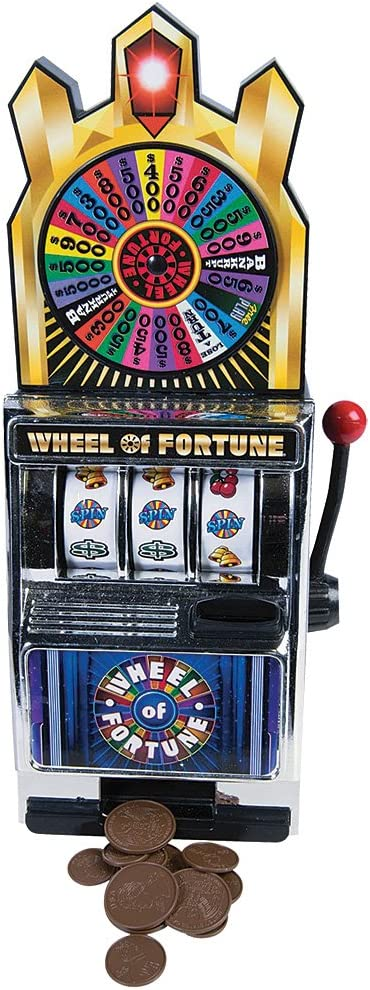 FORUM Miniatura Rueda de la Fortuna Ranura máquina Banco – Spin ...