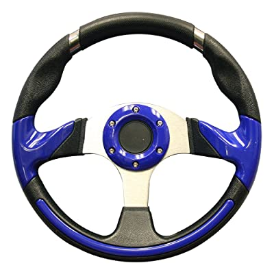 "PF12054PKG 13"" Inch EZGO Steering Wheel 