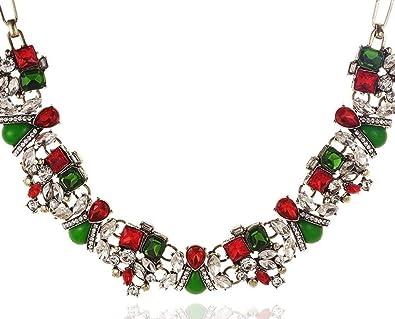 Multicolored Sparkly Necklace