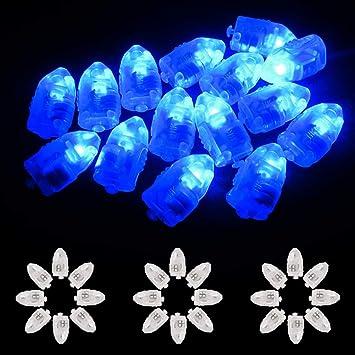 Xiangmall Led Bombillas Mini Luces Globo Luz Linternas Papel ...