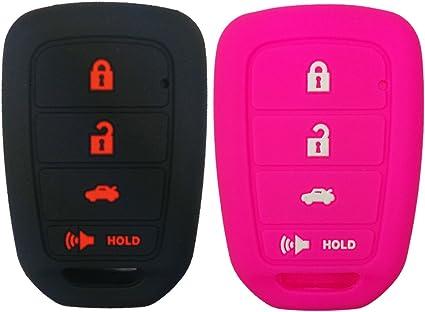 VCiiC Silicone Keyless Remote Control Protecting Case Smart Key Holder Fob for BMW 3 5 7 SERIES E38 E39 E46 X3 X5 Z3 Z4 325i 525i 330i 4347616070