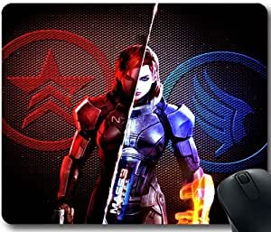 Premium Quality Rubber Mouse Pad Mass Effect-10 Custom Your Own Personalized Mousepad JDFJsdj739511