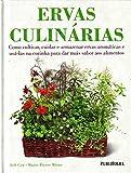 capa de Ervas Culinárias. Como Cultivar e Armazenar Ervas Aromáticas e Usá-las na Cozinha Para dar Mais Sabor aos Alimentos