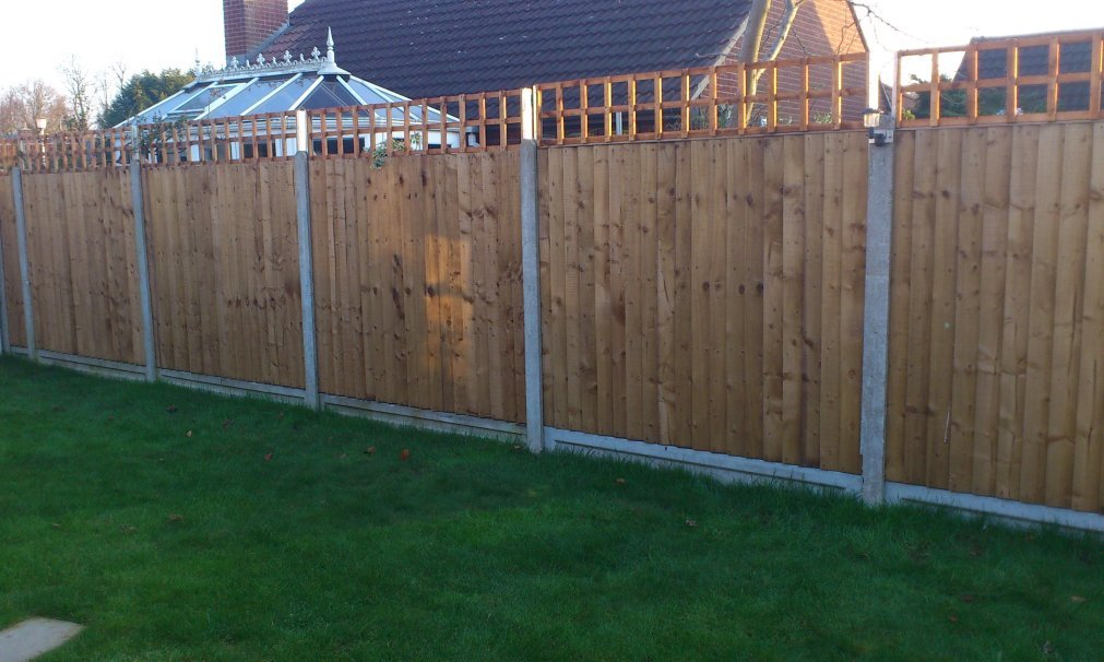 postfix trellis fence height extension arms pair no trellis