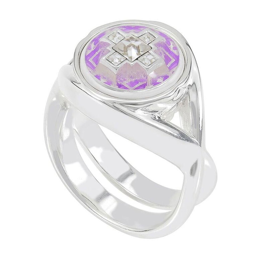 Kameleon Jewelry Sterling Silver With Love Ring KR102 Size 7