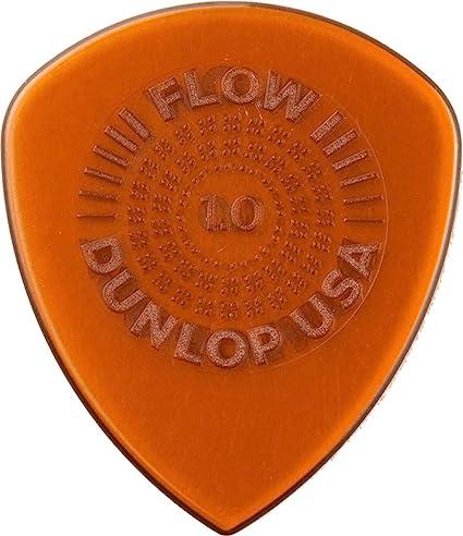 Dunlop Flow Standard Grip/1.0mm Guitar Picks 549P1.0