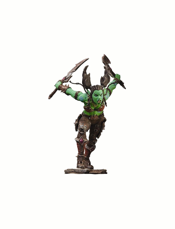 Series 7 Garona Action Figure Diamond Comic Distributors MAR100360 DC Unlimited World of Warcraft Orc Rogue