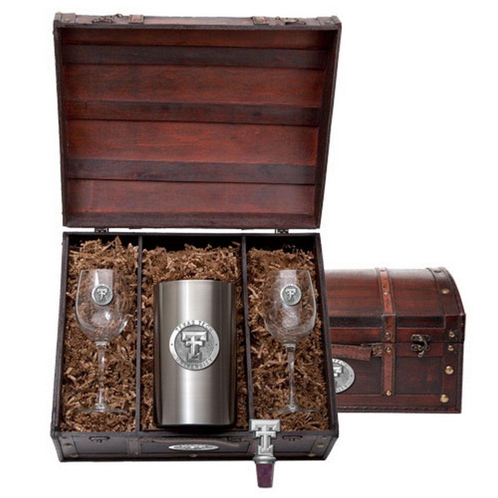 Texas Tech University Wine Gift Set