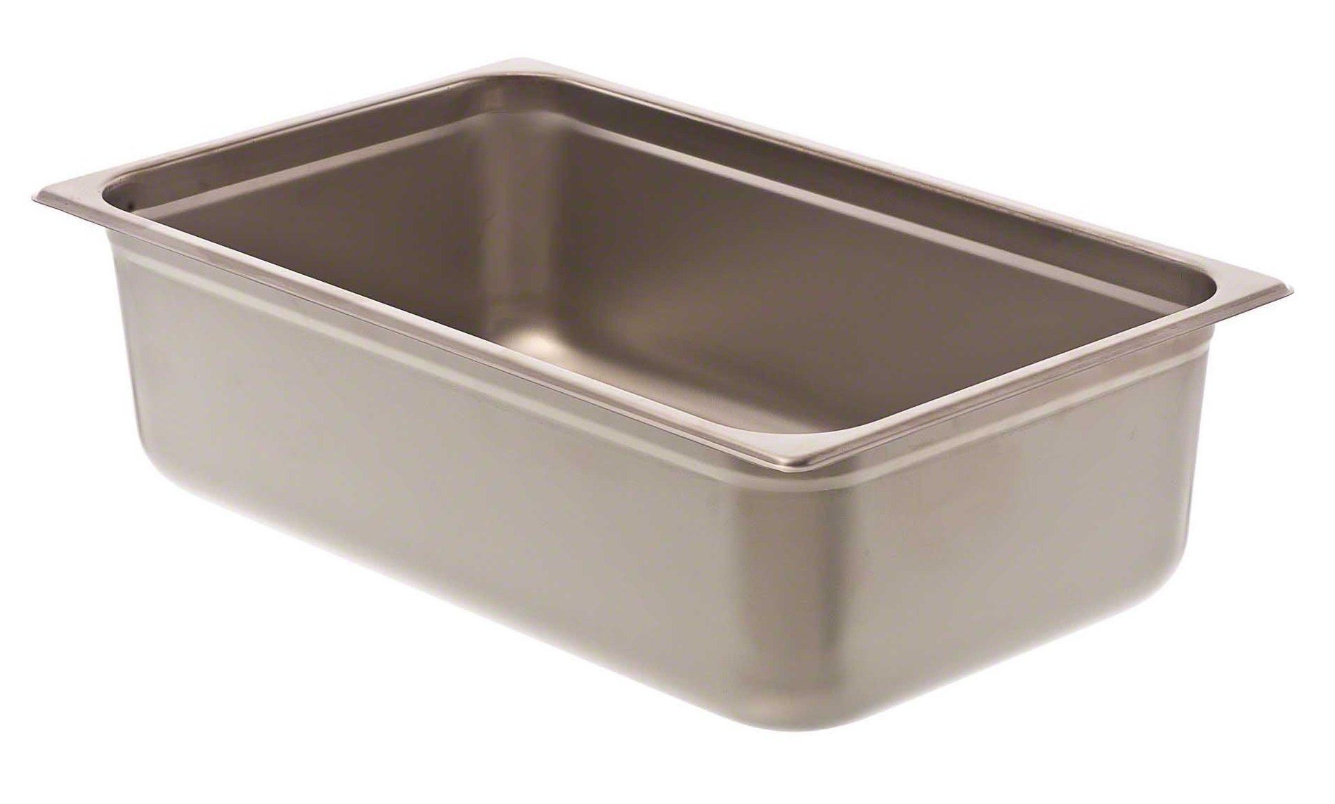 Browne (22006) 6'' Full-Size Anti-Jam Steam Pan