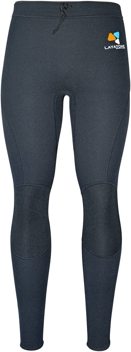 DIVESAIL Wetsuit Pants 1.5mm Neoprene Long Pants Surfing Pants Keep Warm Diving Pants for Diving Swimming Snorkeling Scuba Sailing Surfing