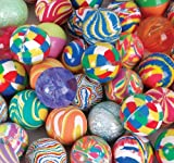 45 MM HIGH-BOUNCE BALL ASSORTMENT, Case of 6
