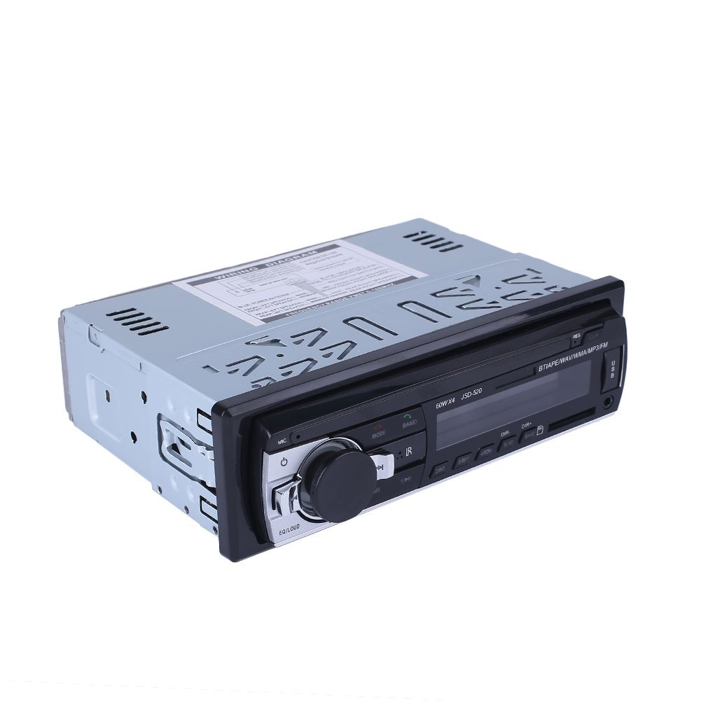 mp3プレーヤーオーディオプレーヤーjsd-520ユニット1din音楽プレーヤー B07DFNPV2N