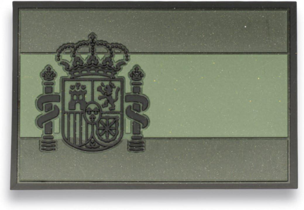Parche ESPAA Verde. (7.4 x 4.9 cm): Amazon.es: Electrónica