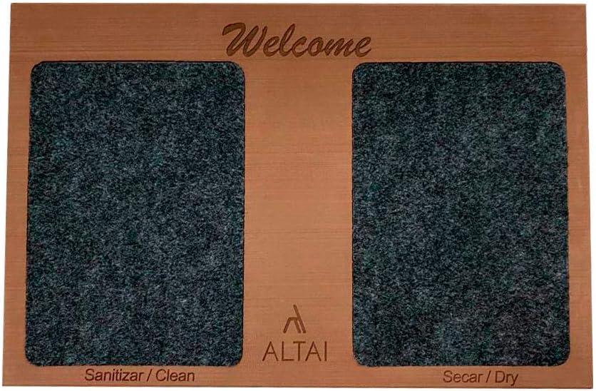 Tapete Sanitizante Higienizador Classic, 45 X 67,5 cm
