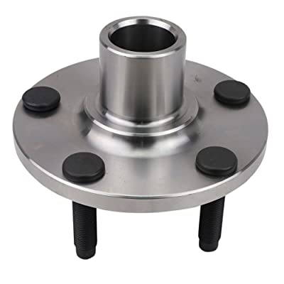 CRS NT930876K New Wheel Bearing Hub Assembly, Front Driver (Left) Side/Passenger (Right), for 2011-2014 Ford Edge, 2011-2015 Lincoin MKX: Automotive